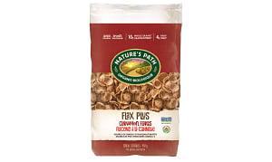 Organic Flax Plus Cinnamon Cereal Eco-Pac- Code#: CE020
