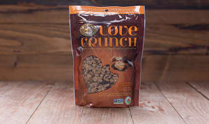 Organic Love Crunch Granola - Dark Chocolate & Peanut Butter- Code#: CE032