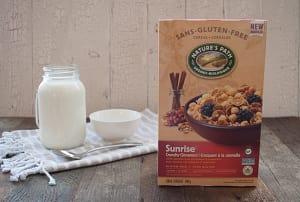 Organic Crunchy Cinnamon Breakfast Cereal- Code#: CE1100