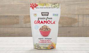 Organic Seeds & Fruit Granola- Code#: CE242