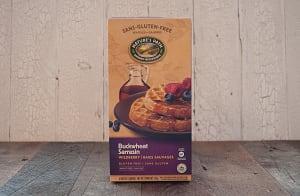 Buckwheat Wildberry Waffles (Frozen)- Code#: CE332
