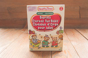 Organic Baby Cereal, Barley- Code#: CE7200