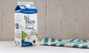 Organic Original Enriched Fresh Soy Milk- Code#: DA132