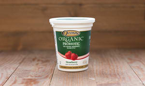 Organic Strawberry Yogurt - 2.9% MF- Code#: DA373