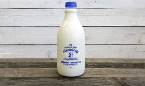 Organic 2% Grass-Fed Milk- Code#: DA554