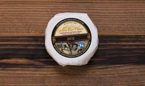 Grass-fed Triple Cream Brie - Canadian Grand Prix Cheese Awards Finalist- Code#: DC231