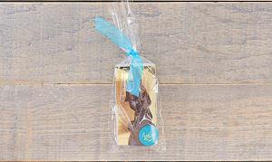 Milk Chocolate Bunny Mini- Code#: DE0433