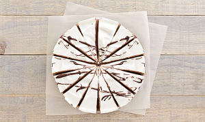 Gluten Free Hot Chocolate Cheesecake- Code#: DE0437