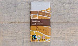 Organic Espresso Chocolate Bar- Code#: DE116