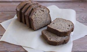 Banana Bread Loaf - Sliced- Code#: DE330