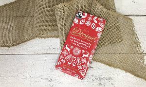 Dark Chocolate with Cranberries & Hazelnuts Bar- Code#: DE3510