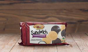 Organic Duplex Sandwich Creams- Code#: DE361