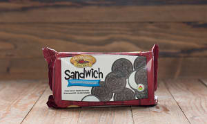 Organic Chocolate Sandwich Cremes- Code#: DE362