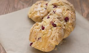 Cranberry Orange Scones- Code#: DE680