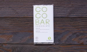 COCONAMA Matcha Chocolate Bar- Code#: DE944