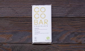 COCONAMA Crunchy Milk Chocolate Bar- Code#: DE949