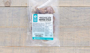 Vegan Black Pepper Steak (Frozen)- Code#: DN0046