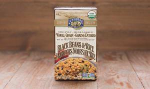 Organic Whole Grain Black Bean & Rice- Code#: DN1600