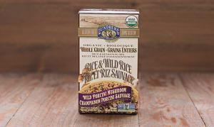 Organic Wild Porcini Mushroom Whole Grain & Wild Rice- Code#: DN1602