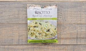 Asparagus Risotto- Code#: DN850