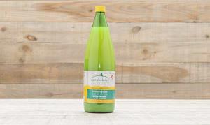 Organic Lemon Juice- Code#: DR0280