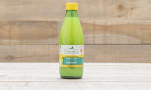 Organic Lemon Juice- Code#: DR0281