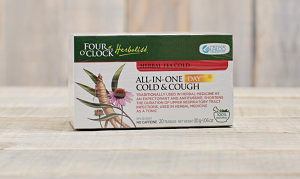 All-In-One Cold & Cough Herbal Tea - Day- Code#: DR0339
