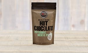 Organic Peppermint Hot Chocolate- Code#: DR1125