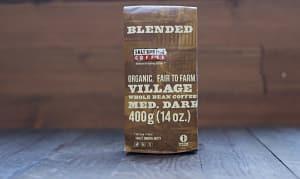 Organic Village Trade Dark Coffee, Whole Bean- Code#: DR130