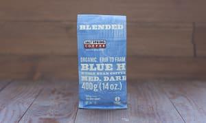 Organic Blue Heron Medium-Dark Coffee, Whole Bean- Code#: DR158