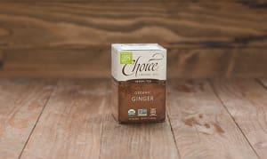 Organic Ginger Tea- Code#: DR2400