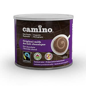 Organic Hot Milk Chocolate Mix- Code#: DR301