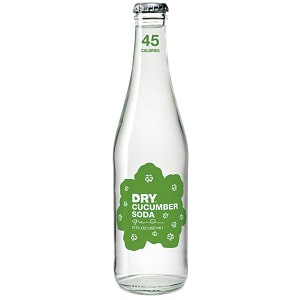 Cucumber, Bottle- Code#: DR3025