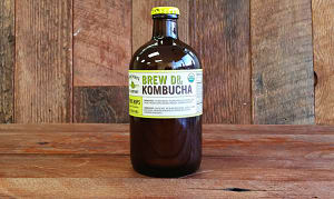 Organic Citrus Hops Kombucha- Code#: DR3049