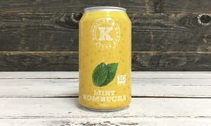 Organic Mint Kombucha- Code#: DR3147