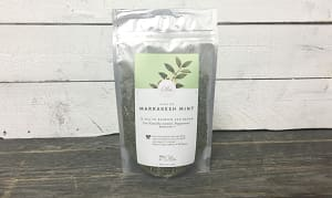 Organic Marrakesh Mint - Tea Pouch- Code#: DR3280