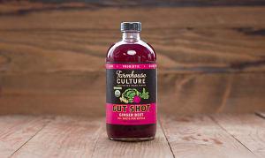 Organic Ginger Beet Gut Shot- Code#: DR3753