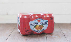 Aranciata Rossa Sparkling Water- Code#: DR932