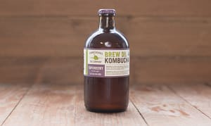 Organic Superberry Kombucha- Code#: DR9606