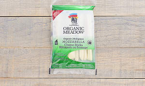 Organic Mozzarella Cheese Sticks- Code#: DY015