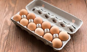 Organic Medium Eggs- Code#: EG1100