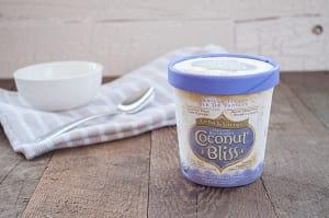 Organic Vanilla Island Coconut Milk Dessert (Frozen)- Code#: FD200