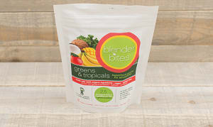Organic Greens & Tropicals (Frozen)- Code#: FZ128