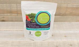 Organic Greens & Berries (Frozen)- Code#: FZ129