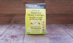 Organic Manuka Honey Drops - Eucalyptus- Code#: HL040