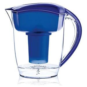 Alkaline Water  Pitcher - Blue- Code#: HL082