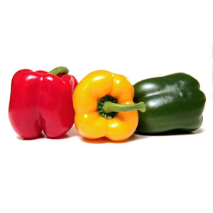 Peppers, Stop Light Mix- Code#: KIT3024
