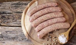 Classic Pork Breakfast Sausage (Frozen)- Code#: MP0031