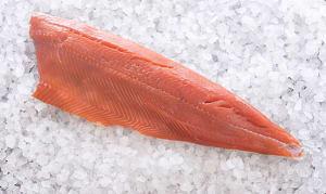 Ocean Wise & Wild Sockeye Salmon - Whole Side (Frozen)- Code#: MP146