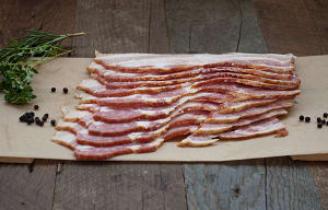 Sliced Bacon - Natural- Code#: MP055
